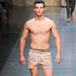 shorts by Dolce & Gabbana