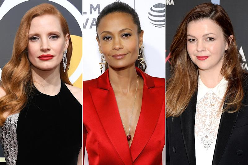 Jessica Chastain Responds After Thandie Newton Says Time's Up Left Her Out: 'No One Is Unwelcome'
