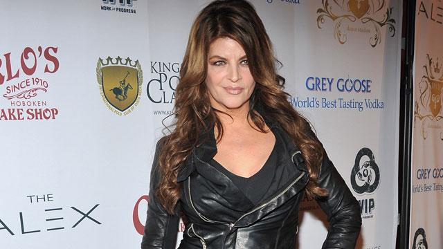 Kirstie Alley Is Back With Jenny Craig