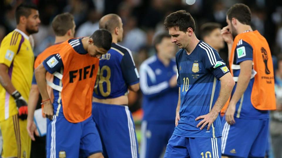Germany v Argentina: 2014 FIFA World Cup Brazil Final | Jean Catuffe/Getty Images