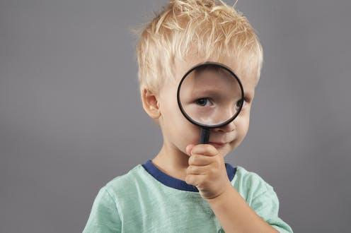 """<span class=""""attribution""""><a class=""""link rapid-noclick-resp"""" href=""""https://www.shutterstock.com/image-photo/cute-young-boy-holds-magnifying-glass-112048604"""" rel=""""nofollow noopener"""" target=""""_blank"""" data-ylk=""""slk:Prixel Creative/Shutterstock"""">Prixel Creative/Shutterstock</a></span>"""