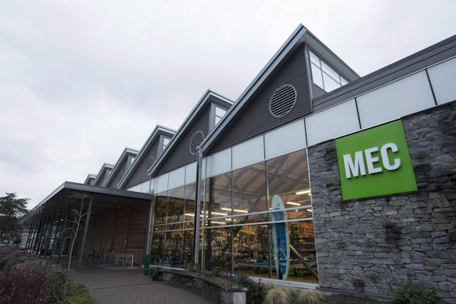 <p>No. 1: Mountain Equipment Co-op<br>Last year's rank: 1 (tie)<br>(THE CANADIAN PRESS/Jonathan Hayward) </p>