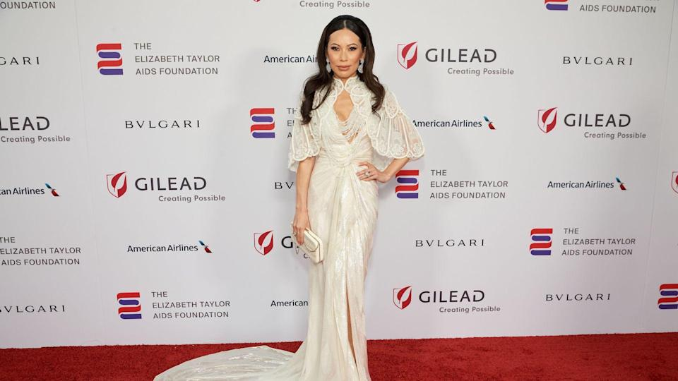 """<ul> <li><strong>Net Worth:</strong> $50 Million</li> </ul> <p><span>""""Bling Empire"""" star Christine Chiu gave Netflix viewers a glimpse into how the other half lives with her role in the show, which chronicled the gallivanting lifestyle of ultra-wealthy Asians and Asian-Americans in L.A. Dubbed the """"couture queen"""" of the show, she charmed viewers with several surprisingly down-to-earth moments, according to Marie Claire, and she's also a well-known philanthropist.</span></p> <p class=""""p1"""">[rock-component id=""""1140394""""]</p> <p><small>Image Credits: Rob Latour/Shutterstock</small></p>"""