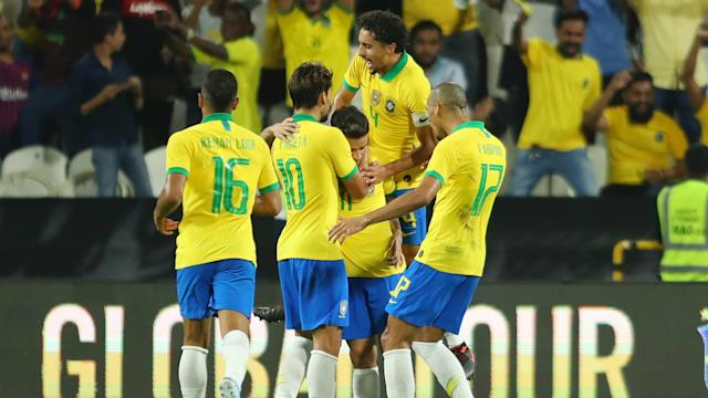 Lucas Paqueta, Philippe Coutinho and Danilo were on target as Brazil eased to a 3-0 win over South Korea.