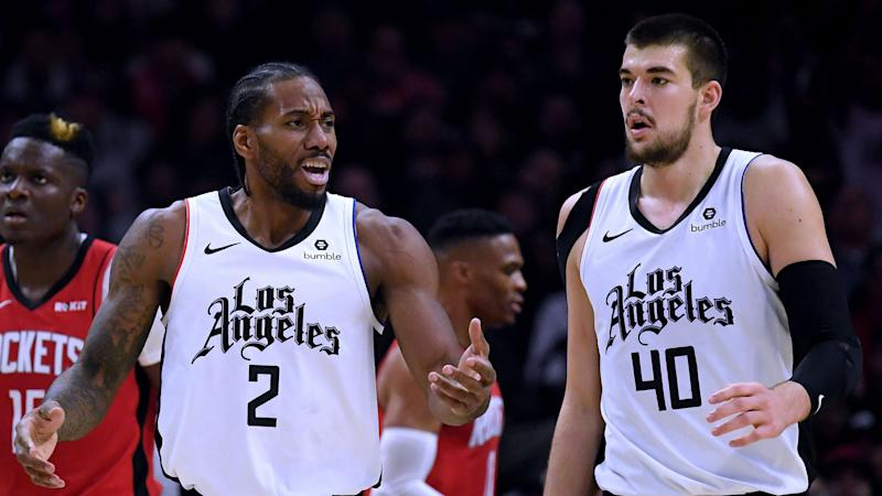 Should Kawhi Leonard, Clippers be concerned about getting stuck in cruise control?