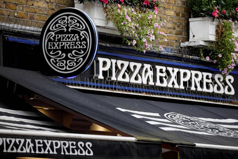Pizza Express was among companies announcing possible job cuts (AFP/Getty Images)