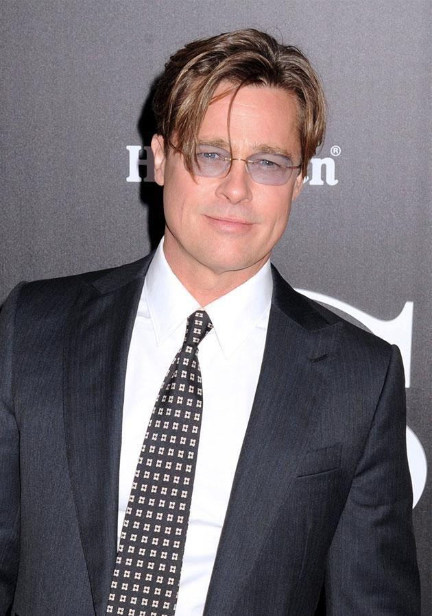 Brad wants to focus on his family matters. Photo: Getty Images