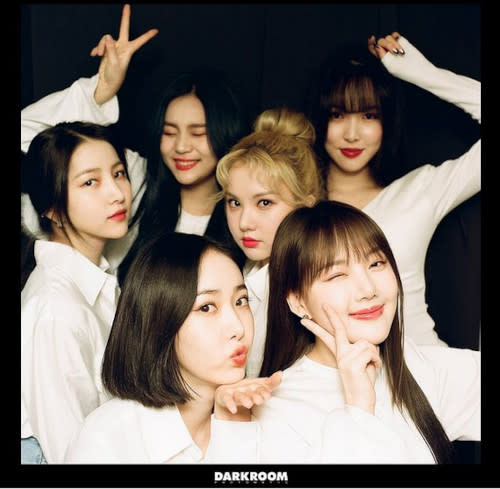 K-pop group GFRIEND has been with Source Music for six years