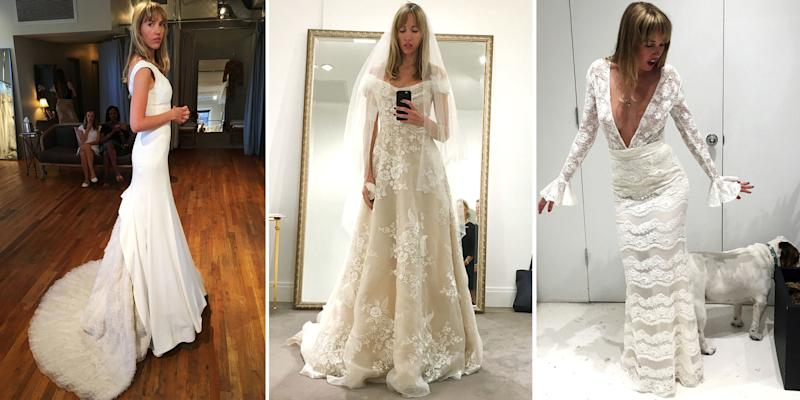 I Tried on 80 Wedding Dresses Before I Found \'The One\'
