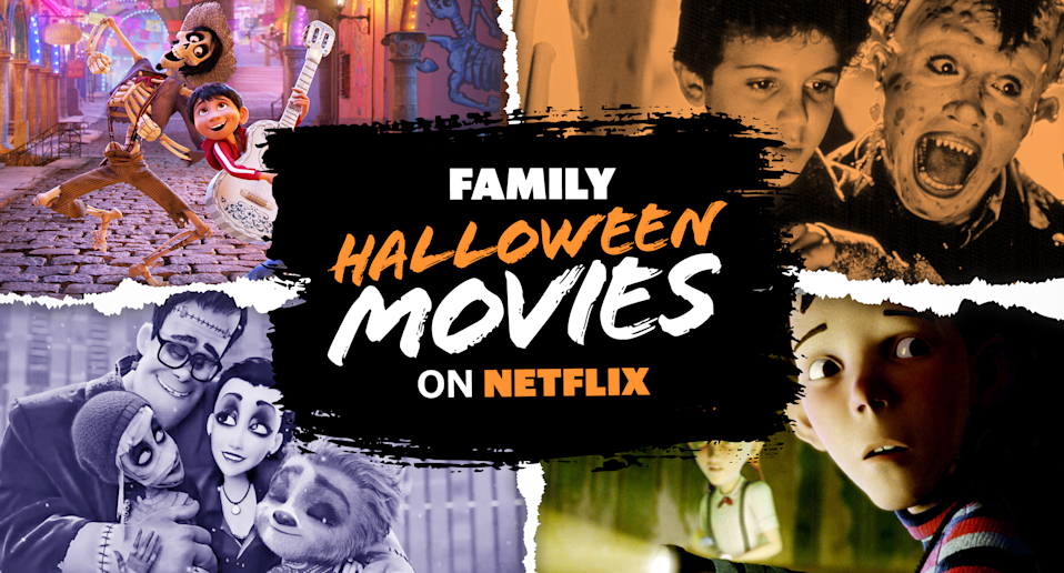 Best Family Halloween Movies Streaming On Netflix For 2019