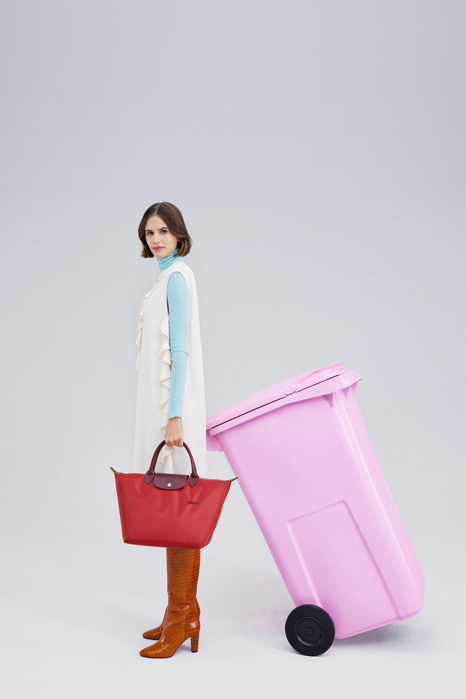 """<p><strong>Who: </strong>Longchamp</p><p><strong>What: </strong>Le Pliage campaign and introduction of Le Pliage Green</p><p><strong>Where:</strong> Available on <a href=""""https://go.redirectingat.com?id=74968X1596630&url=https%3A%2F%2Fwww.longchamp.com%2F&sref=https%3A%2F%2Fwww.elle.com%2Ffashion%2Fshopping%2Fg36905733%2Fthe-launch-julys-hottest-fashion-drops%2F"""" rel=""""nofollow noopener"""" target=""""_blank"""" data-ylk=""""slk:longchamp.com"""" class=""""link rapid-noclick-resp"""">longchamp.com</a> and in Longchamp stores and retailers worldwide</p><p><strong>Why: </strong>Longchamp's Le Pliage bag has achieved a rare feat in the handbag category: household status. The iconic woven canvas tote is presented in the brand's latest tongue-in-cheek campaign, along with the new Le Pliage Green style. The name highlights the continuation of Longchamp's commitment to sustainable production, with all Le Pliage Green bags made from recycled nylon. Longchamp is committed to producing the entire Le Pliage line with this material by 2022. Same bag, better for the environment. What's not to love? </p><p><a class=""""link rapid-noclick-resp"""" href=""""https://go.redirectingat.com?id=74968X1596630&url=https%3A%2F%2Fwww.longchamp.com%2Fus%2Fen%2Flongchamp-lepliage-green%2F&sref=https%3A%2F%2Fwww.elle.com%2Ffashion%2Fshopping%2Fg36905733%2Fthe-launch-julys-hottest-fashion-drops%2F"""" rel=""""nofollow noopener"""" target=""""_blank"""" data-ylk=""""slk:SHOP NOW"""">SHOP NOW</a></p>"""