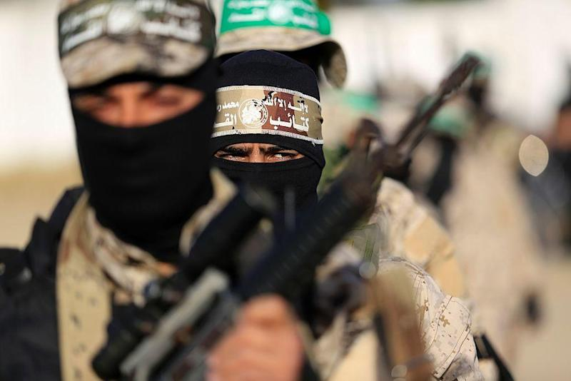 A spokesperson for Israeli Prime Minister Benjamin Netanyahu's office said Hamas was just 'attempting to fool the world' it had changed its terrorist stripes: AFP/Getty