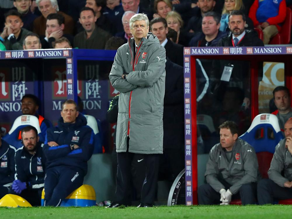 The AST remain overwhemingly in favour of Wenger stepping down as manager: Getty
