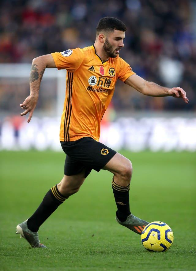 Wolves' Patrick Cutrone