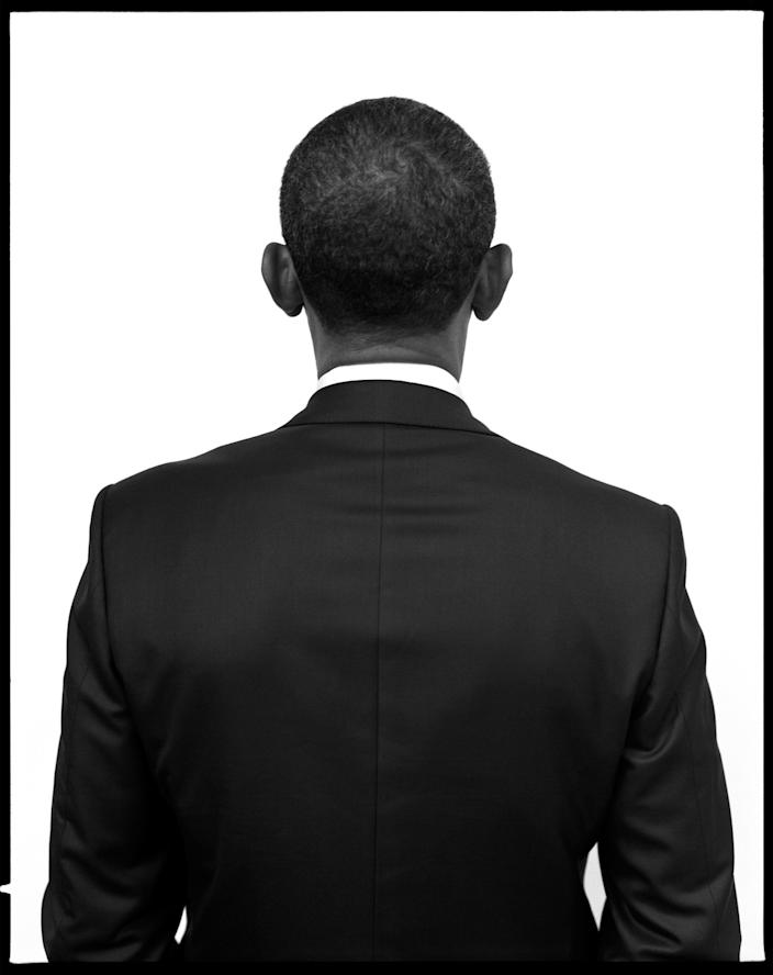 """President Barack Obama, photographed for Rolling Stone on Sept. 17, 2010, at the White House. The photograph was published in the magazine's January 2017 issue. <span class=""""copyright"""">(Mark Seliger)</span>"""