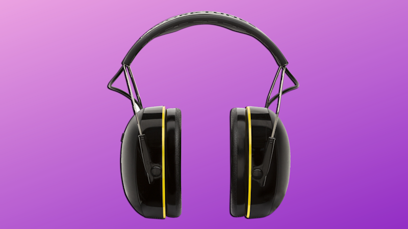 These headphones are a must-have for any loud workplace. (Photo: Walmart)