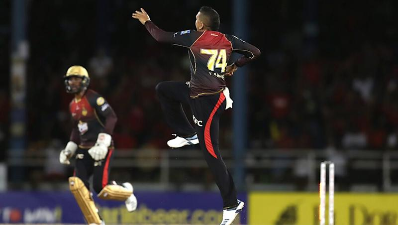 Trinbago Knight Riders vs Barbados Tridents, CPL 2019 Match LIVE Cricket Streaming on Star Sports and Hotstar: Live Score, Watch Free Telecast on TV & Online