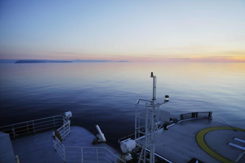 Maritime organization approves Bering Strait shipping routes