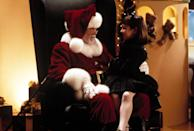 "<p>A remake of the 1947 classic, <strong>Miracle on 34th Street</strong> follows single mother and department store director Dorey Walker. After firing a drunk, Dorey hires an elderly man named Kris Kringle to be the new store Santa. However, Kris does such a fantastic job that a rival department store finds a way to get him arrested. Dorey and her lawyer boyfriend (Dylan McDermott) bring Kris's case to court. Not only do they have to prove that Santa exists, but they have to get everyone - including Dorey's nonbelieving daughter (<strong>Matilda</strong> Mara Wilson) - to believe that Kris is the real one. There's romance, humor, and an insane amount of holiday spirit.</p> <p><a href=""https://www.amazon.com/gp/video/detail/B000SW16LC/"" class=""link rapid-noclick-resp"" rel=""nofollow noopener"" target=""_blank"" data-ylk=""slk:Watch Miracle on 34th Street on Amazon Prime Video"">Watch <strong>Miracle on 34th Street</strong> on Amazon Prime Video</a>.</p>"