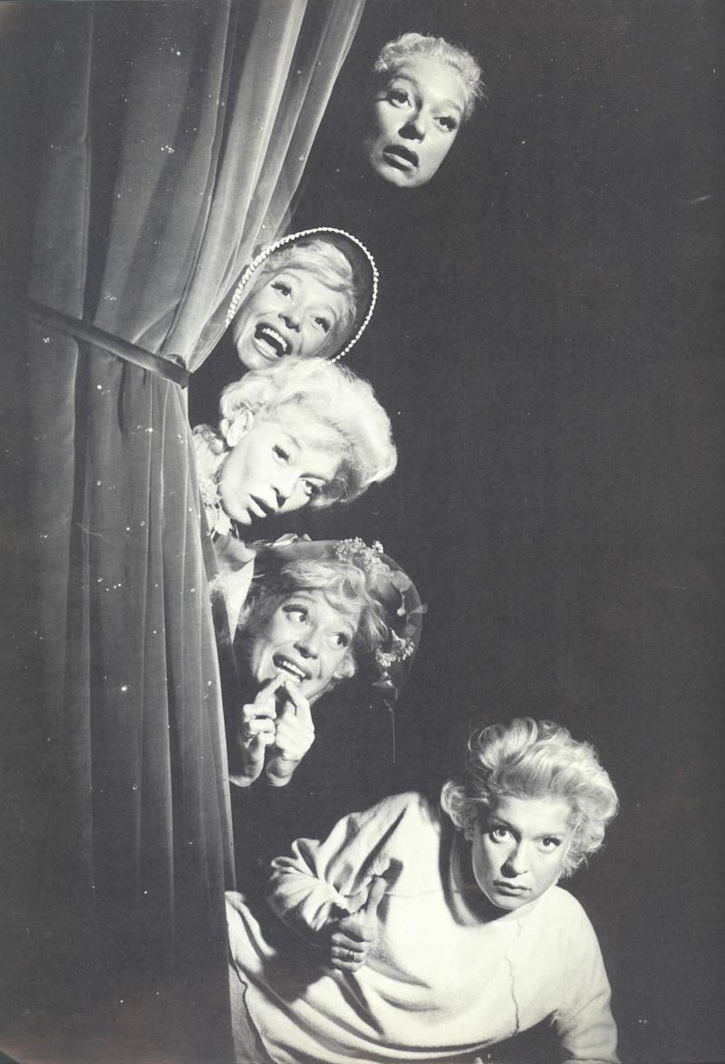 """A promo still from """"The Carol Channing Show."""" (Carol Channing Archives)"""