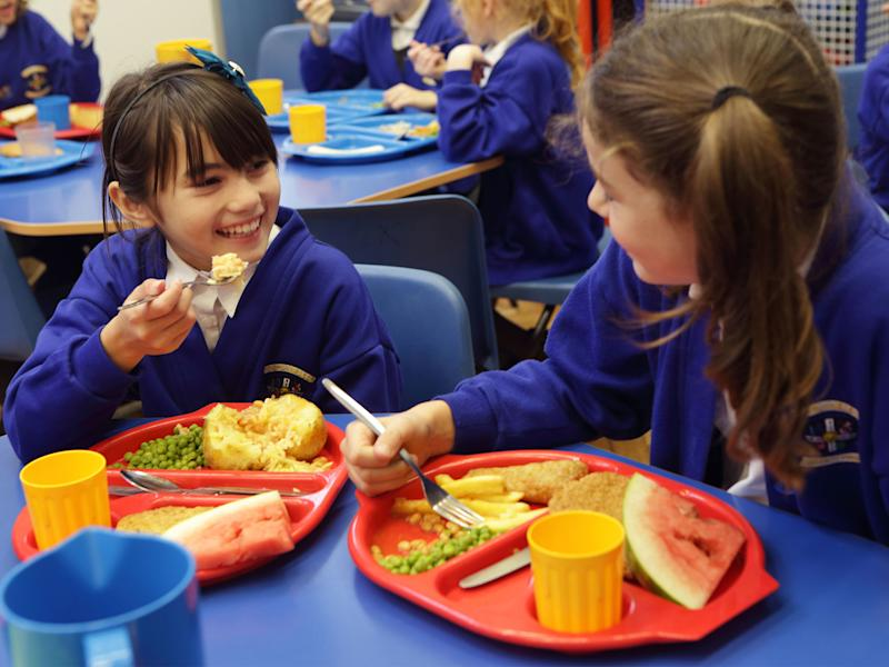 VAT on private school fees will raise at least £1.3bn to fund school meals for primary school children: Peter Cade