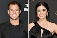 """<p>As Randolph spoke openly on Instagram about how she had been experiencing """"<a href=""""https://people.com/tv/the-bachelor-cassie-randolph-says-its-been-an-awful-few-months-after-colton-underwood-split/"""" rel=""""nofollow noopener"""" target=""""_blank"""" data-ylk=""""slk:an awful few months"""" class=""""link rapid-noclick-resp"""">an awful few months</a>"""" since her breakup, Underwood started<a href=""""https://people.com/tv/the-bachelors-colton-underwood-hikes-with-lucy-hale-who-says-shes-more-single-than-ever/"""" rel=""""nofollow noopener"""" target=""""_blank"""" data-ylk=""""slk:casually dating actress Lucy Hale"""" class=""""link rapid-noclick-resp""""> casually dating actress Lucy Hale</a>.</p> <p>""""They've hung out a few times. They are very casually dating — it's been so complicated to date (in general) during the pandemic,"""" the source told PEOPLE in July 2020, adding that they connected over social media DMs. </p>"""