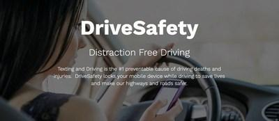 https://drivesafetyapp.com/ (PRNewsfoto/WebSafety, Inc.)