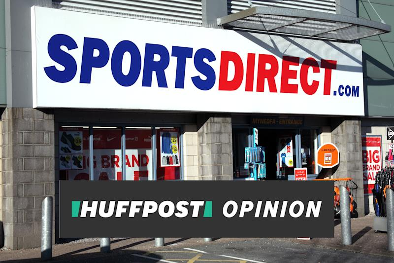Mike Ashley's insistence that Sports Direct should stay open because selling fitness equipment makes it an essential business was met with anger. (Photo: Getty Images)