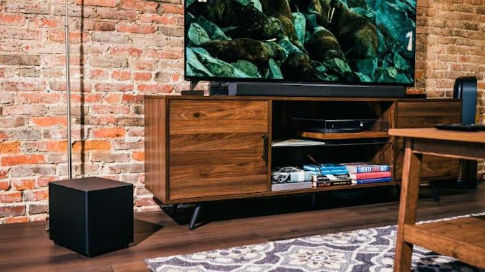 Refresh your living space with a brand-new television.