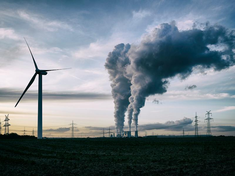 World needs to commit $18-113 trillion to investments in renewable energy, electric vehicles and other green technology to reduce impact of emissions, scientists say: Getty