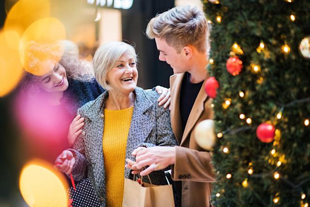 What to buy your grandchildren this Christmas [Photo: Getty]