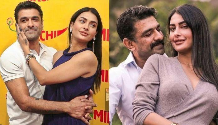 Bigg Boss 14: Eijaz Khan Shares Mushy Photos With His Girlfriend, Pavitra Punia As Her Family Grows