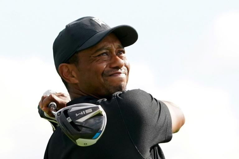 Tiger brings sore back and troubled game into US Open