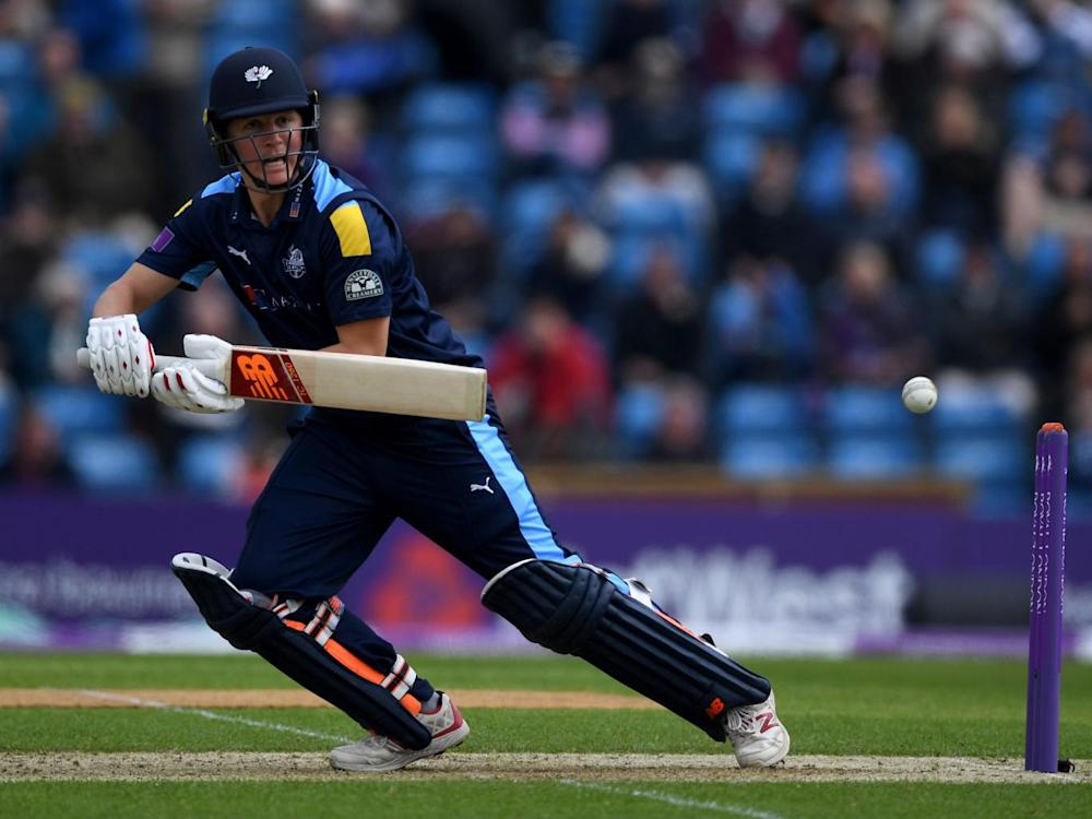 Gary Ballance went for 29 (Getty)
