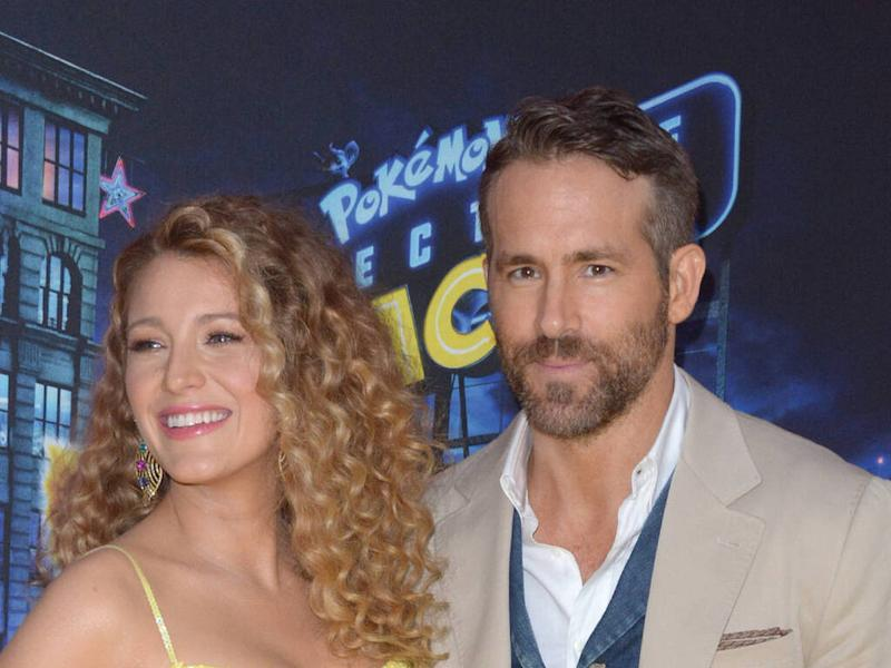 Blake Lively jokes clip from husband's film Buried got her 'pregnant'