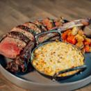"""<p>Black Walnut invites you to """"explore the unexpected."""" In fact, it is encouraged that you try a dish from every profile to see how unique their line up is. And, if you're a dog owner and <a href=""""https://www.yelp.com/biz/black-walnut-oklahoma-city-2?osq=Black+Owned+Restaurants"""" rel=""""nofollow noopener"""" target=""""_blank"""" data-ylk=""""slk:order the Tomahawk steak"""" class=""""link rapid-noclick-resp"""">order the Tomahawk steak</a>, they'll even ask if you'd like to take the bone home for your furry friend.</p><p><a href=""""https://www.instagram.com/p/CGbA4VphcrG/"""" rel=""""nofollow noopener"""" target=""""_blank"""" data-ylk=""""slk:See the original post on Instagram"""" class=""""link rapid-noclick-resp"""">See the original post on Instagram</a></p>"""