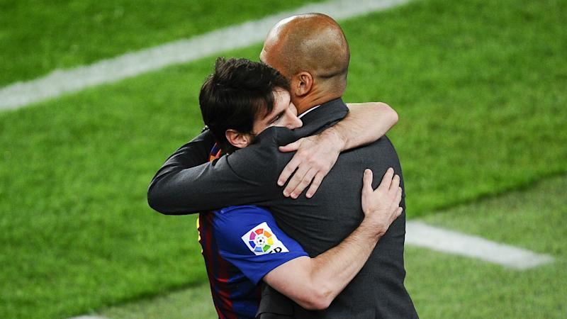 Messi was never going to leave Barca- Guardiola denies reports of sensational City bid