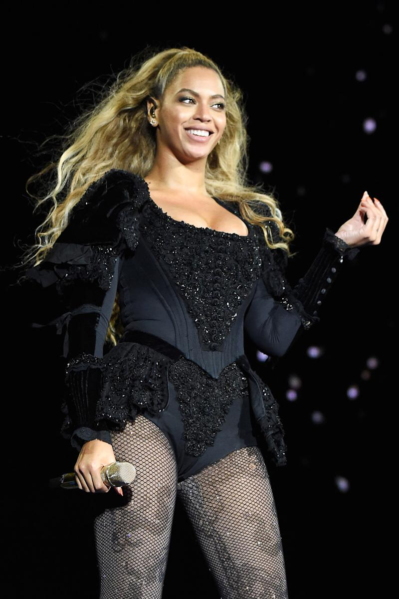 Beyoncé FaceTimed With a Cancer Patient from Houston