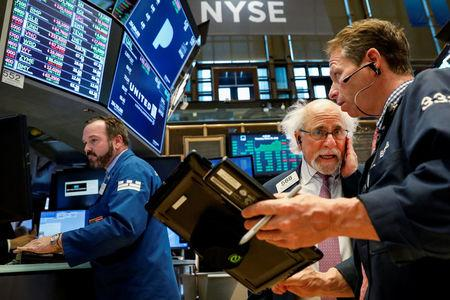 United States  stocks rebound amid softened trade tone