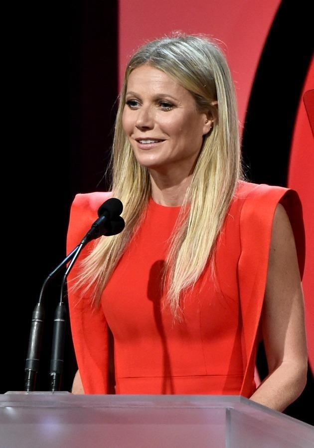 Gwyneth Paltrow shared that she was especially terrified to come forward with her personal experience with Weinstein. Source: Getty