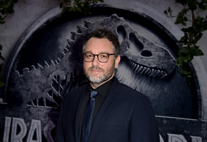 """Jurassic World"" director Colin Trevorrow will be at the helm for the upcoming ""Star Wars - Episode IX"" (AFP Photo/Kevin Winter)"