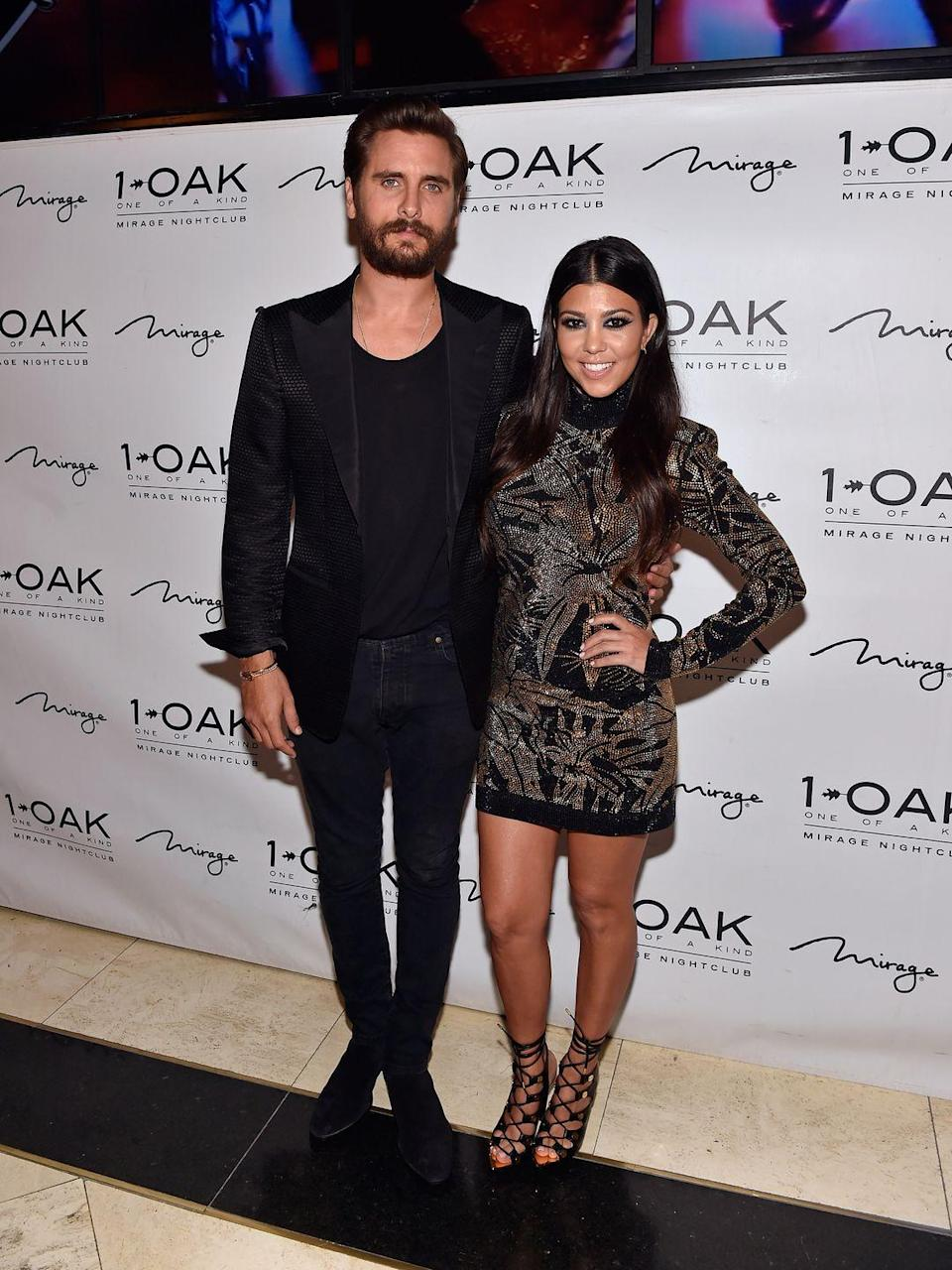 <p>Kourtney Kardashian and her sisters have made a name for themselves on <em>Keeping Up with the Kardashians</em>. As viewers, we've been along for the crazy Kourtney and Scott saga since the beginning. Despite their split, which aired on their show in 2015, Disick remains an integral part of the reality series. </p>