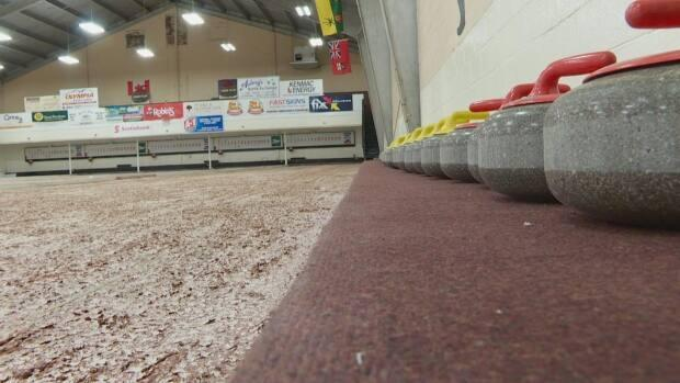 'We're doing the best we can,' says Tyler Harris of efforts to keep the Charlottetown Curling Club going. 'Lots of people care that we keep curling in Charlottetown.'