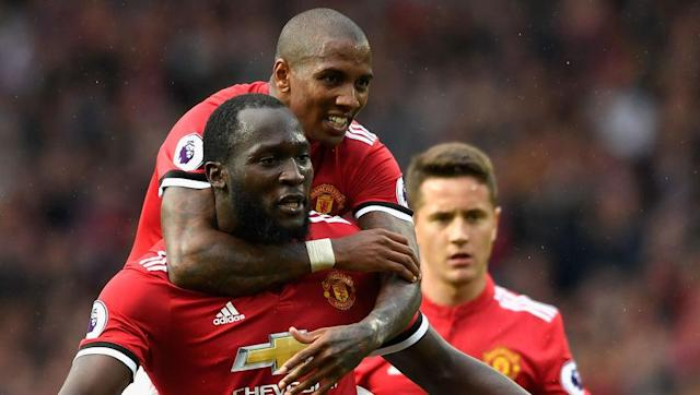 <p>Romelu Lukaku scored his fifth Premier League goal of the season as he helped Manchester United hammer former club Everton 4-0 on Sunday, but the Belgian's greater contribution was arguably the goal he laid on for Henrikh Mkhitaryan a few minutes earlier.</p> <br><p>United were holding on to a slender one-goal lead at that time and his vision to pick out the Armenian in space for an easy finish, rather than try and manufacture a more difficult chance for himself, showed that he is more than just an out-and-out striker.</p>