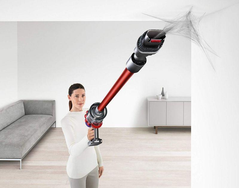 Make short work of housework with the Dyson V10. (Photo: Walmart)