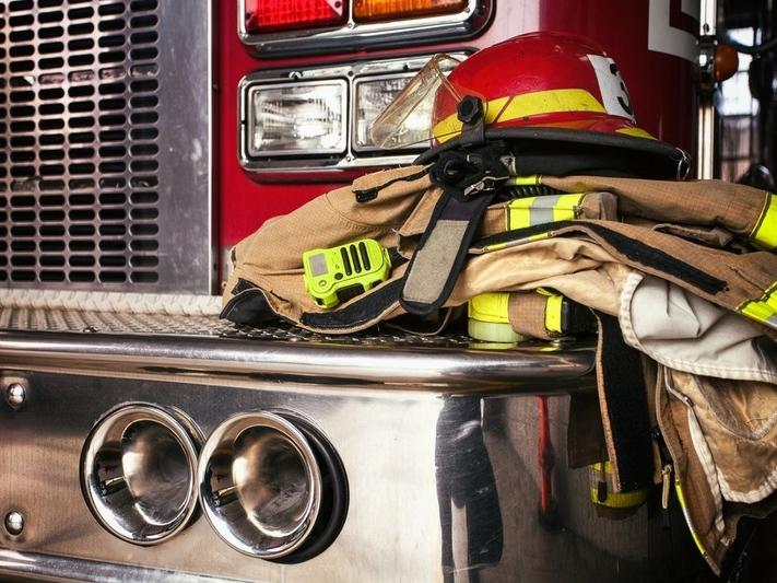 Twenty-four percent of East Greenwich firefighters sidelined after one positive test.