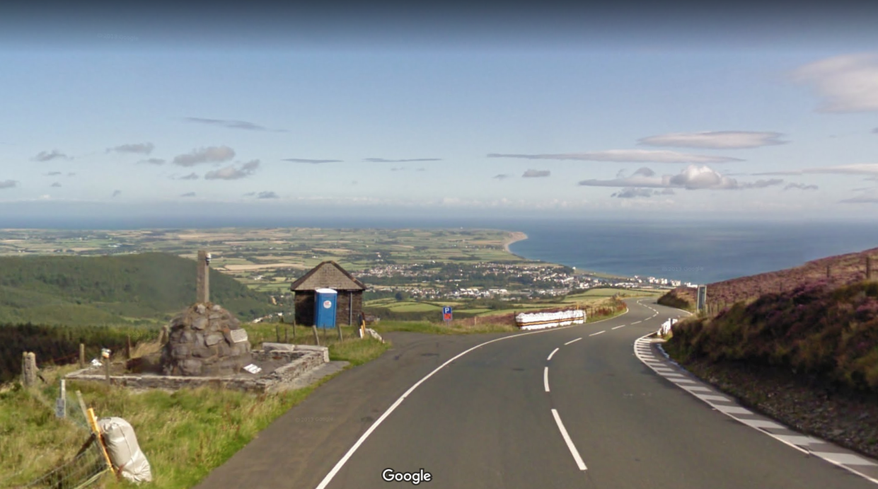 The Isle of Man has detected two new cases without links to a known chain  of transmission. (Google Maps)