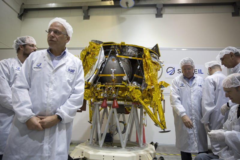 Private Israel consortium mission to moon
