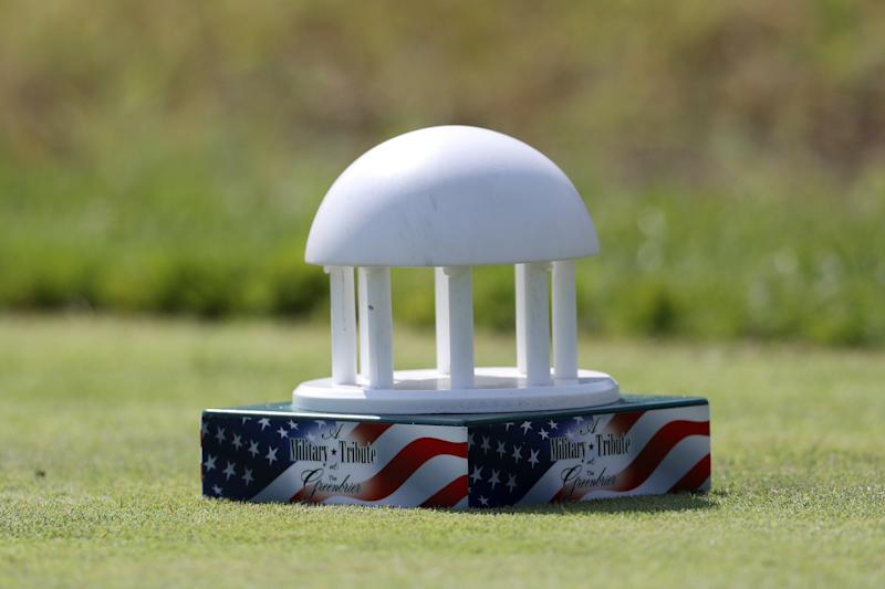 Here's the prize money payout for each golfer at the 2019 A Military Tribute at The Greenbrier