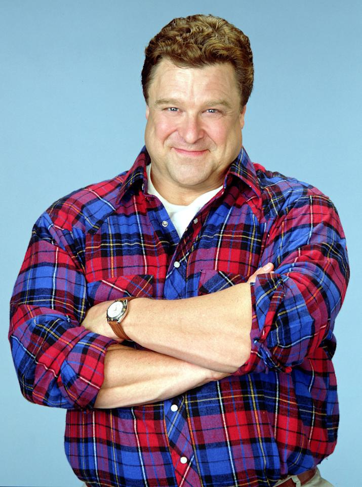 "<b>John Goodman</b> as Dan Connor, ""Roseanne"" (1998-1997)<br><br>Outstanding Lead Actor in a Comedy Series<br><br>0 wins, 7 consecutive nominations (1988-1995)"